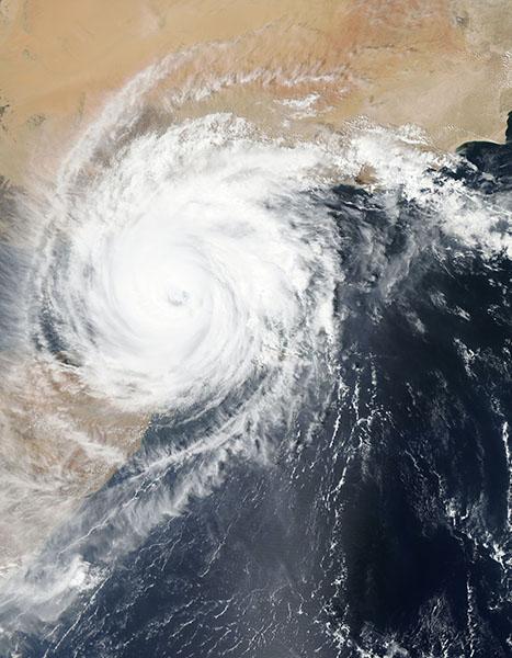 Hurricane Photo by NASA on Unsplash
